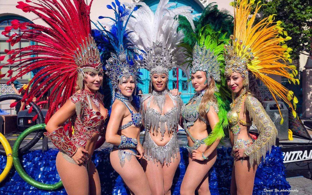 Carnaval goochelaar Goochelaar Carnaval